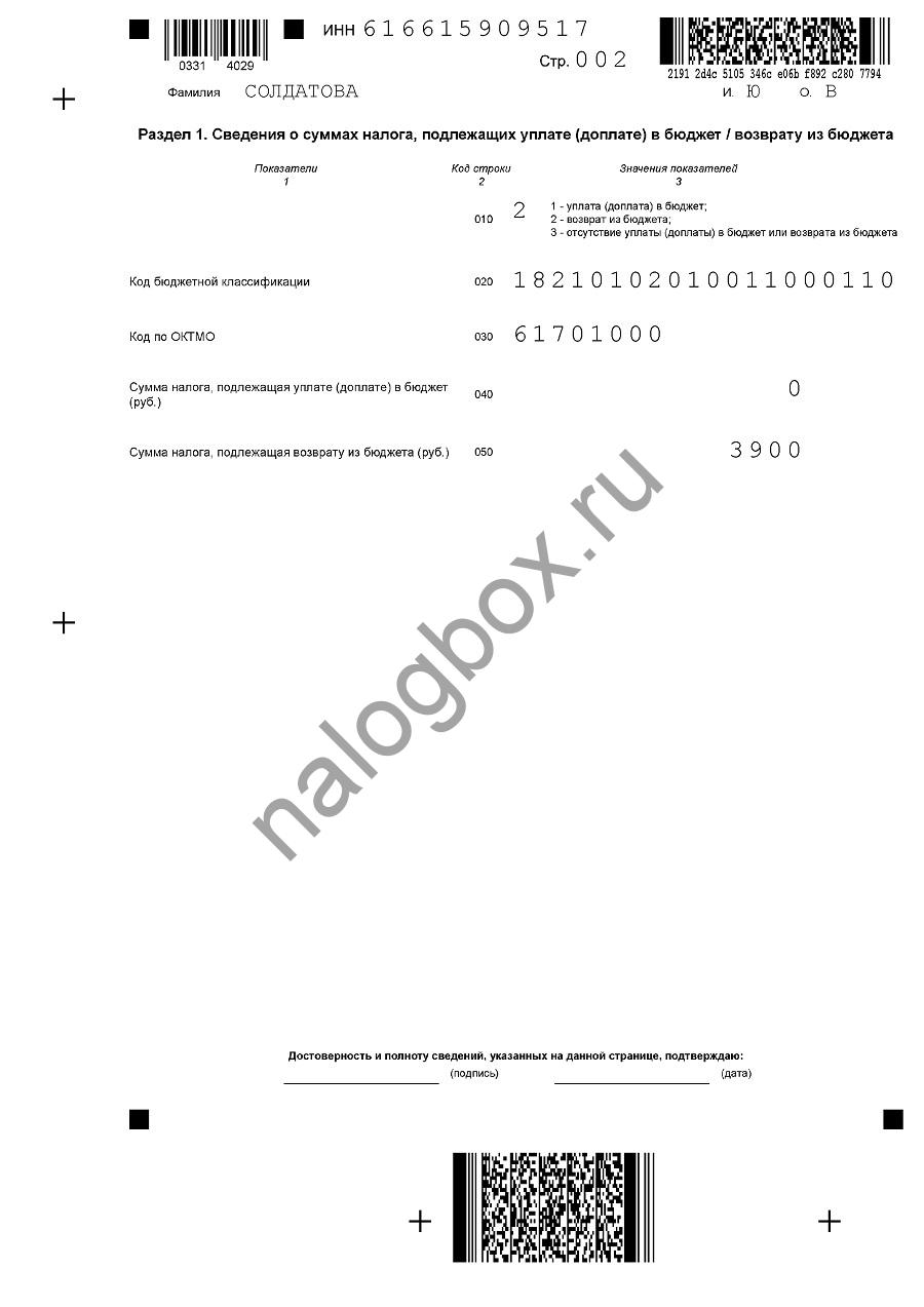 Документы для получения налогового вычета за лечение