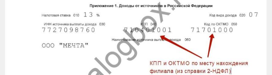 Изображение - Наименование источника выплат в декларации 3-ндфл что это blobid1547316729974